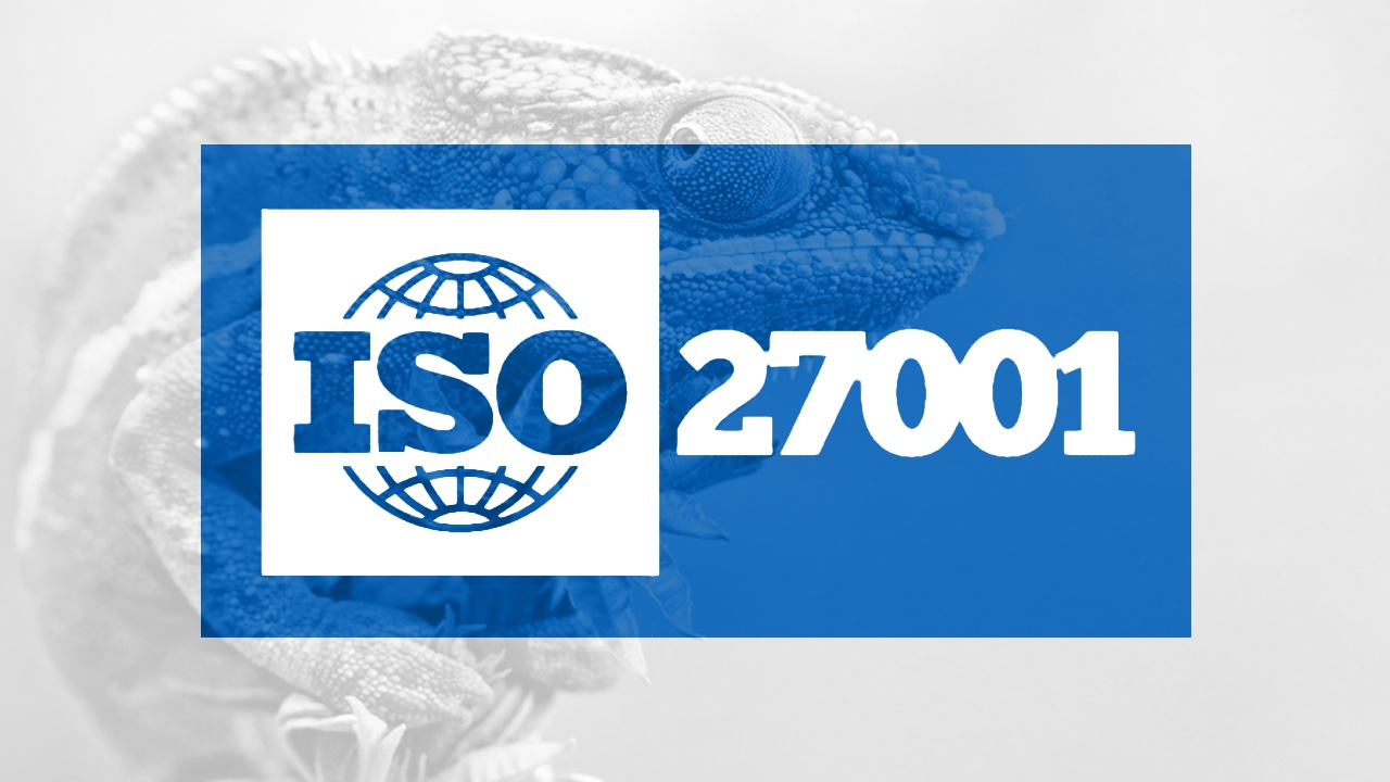 ISO 27001: The Compliance Chameleon